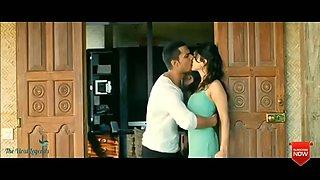 Sunny leone hot kissing scene