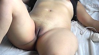 Colombian Milf Having Multiple Orgasms and Contractions