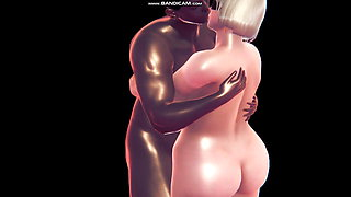 3d CG animation sex