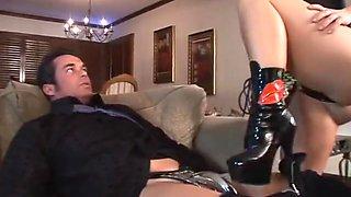 Best pornstar Katja Kassin in hottest cumshots, bdsm porn scene