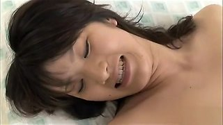 Crazy Japanese chick in Fabulous Uncensored, Blowjob/Fera JAV clip