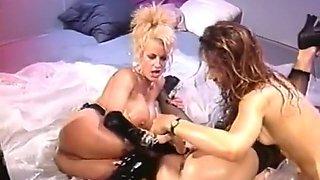 Horny pornstar Debi Diamond in best blonde, big tits sex movie