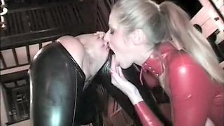 Exotic Cunnilingus, Threesomes xxx video