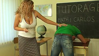 Amateur matured teacher with nice ass throbbed hardcore