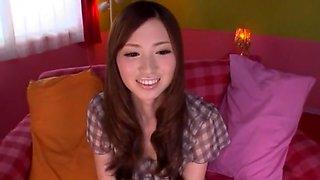 Amazing Japanese chick Saki Ayano in Exotic Masturbation/Onanii, Fingering JAV clip