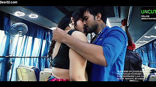 indian milf fucked in bus