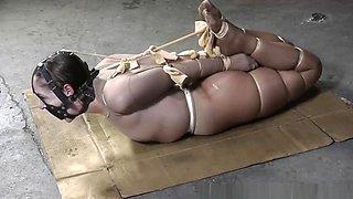 Rachel in bondage