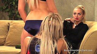 Mistress And Handmaiden: Striptease For Mistress
