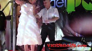 Nora Barcelona y Ratpenat wedding fuck in SEB