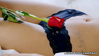 Ariana Marie & Lucas Frost in Romance And Roses - NubileFilms