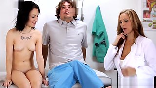 Sex Doctor Milf Teaches Young'ens
