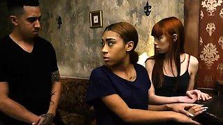 Teen school amateur Sexy youthfull girls, Alexa Nova and Ken