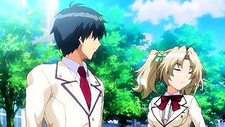 Hentai Mix School girls fuck in cartoon anime 3D