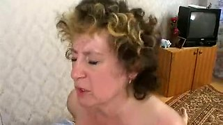 Crazy Amateur record with Russian, Grannies scenes