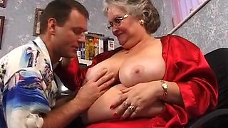 BBW granny from UK