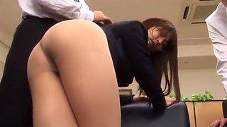 Fabulous Japanese model Megu Fujiura in Crazy Blowjob/Fera, Facial JAV scene