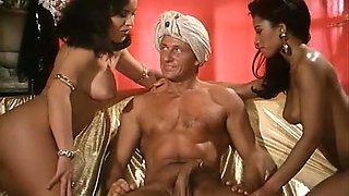 Erotic Dream of Aladdin X