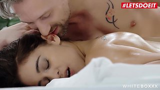 Young Spanish Babe Romantic Anal Session With Her Lover - Ginebra Bellucci