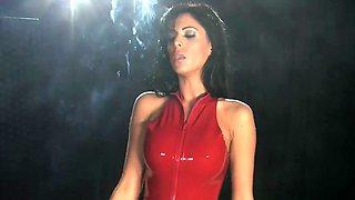Mistress smoking pov