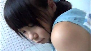 Japanese jk college girl