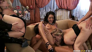 Breanne Benson & Julia Ann Memoirs Of A Call Girl 2