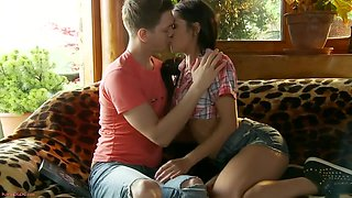 Fantastic Romance With Cute Girl Samia