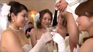 Crazy japanse wedding
