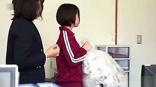 5 GIRL NAKED RUN IN SCHOOL