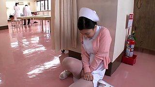 Amazing Japanese slut in Hottest Fetish, Public JAV clip