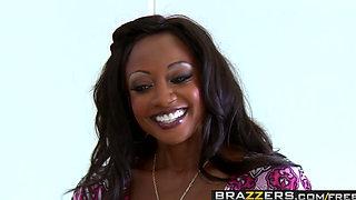 Brazzers   Mommy Got Boobs   Diamond Jackson and Bill Bailey   To Prank A Skank