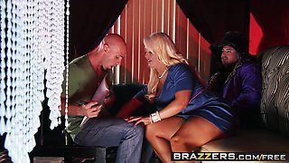 Brazzers - Milfs Like it Big - Alura Jenson Johnny Sins - Pick Up Pussy