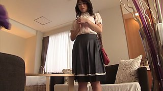 Best Japanese slut Ayumi Shinoda in Horny couple, big tits JAV video