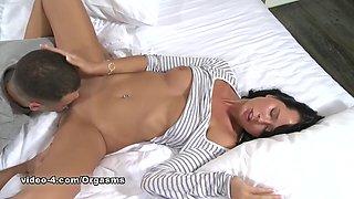 Best pornstar in Horny HD, Romantic porn movie