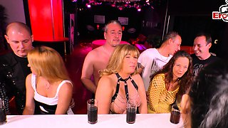 german couple swinger party with girlfriend
