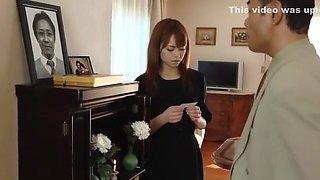 Fabulous Japanese model Akiho Yoshizawa in Amazing Blowjob, Stockings JAV clip
