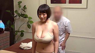 Big Breast Creampie Oily Massage