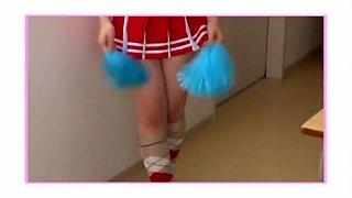 Amazing Japanese chick Momoka Nishina in Incredible Cunnilingus, Fingering JAV scene