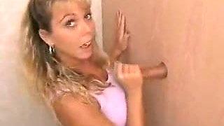 Amber Lynn Bach Gloryhole