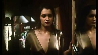 Vintage porn film from the 1980 with a great storyline