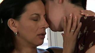 18 Years Old In Teen Lesbian And Straight Milf First Sex Scene