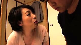 Here is amazing amateur video of Mature asian mastubating