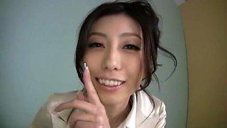 Exotic Japanese model Noa in Horny Medical, Femdom JAV scene
