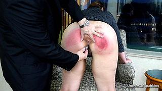 Corporate Corporal Punishment part 2 - (Spanking)