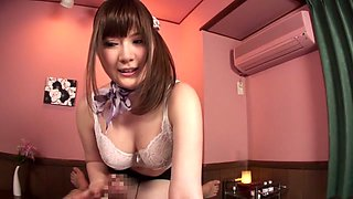 Amazing Japanese whore Momoka Nishina in Best big tits, fake tits JAV video