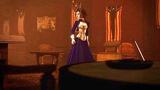 3D Elizabeth Bioshock - Bioshag Trinity