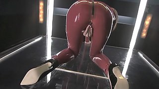 Horny Japanese girl in Exotic Masturbation, Fetish JAV scene