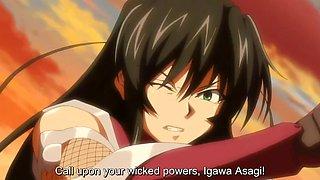 taimanin asagi the damon ninja