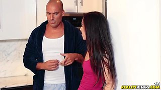 18 Y.o. Daughter Hooks Up With Her Moms New Boyfriend - 18 Years Old, Sean Lawless And Ariel Grace