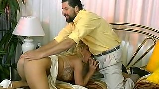 Fine classic white chicks starting passionate sex with their lovers