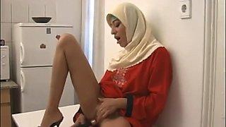 ARAB Muslim HIJAB Turbanli Angel 1 - NV